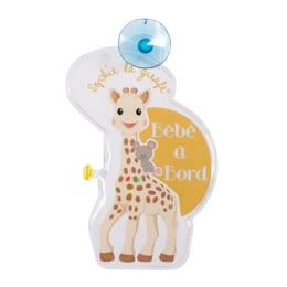 Baby on Board σήμα με φωτάκια Γαλλικά